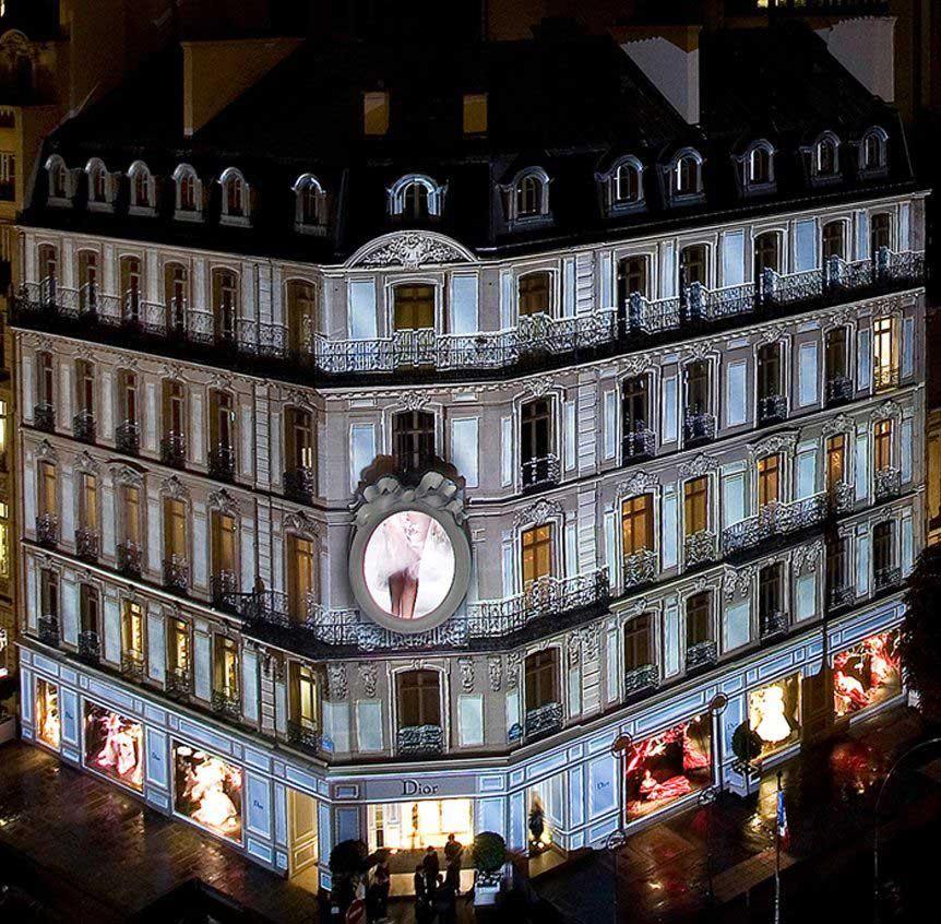 La maison Dior