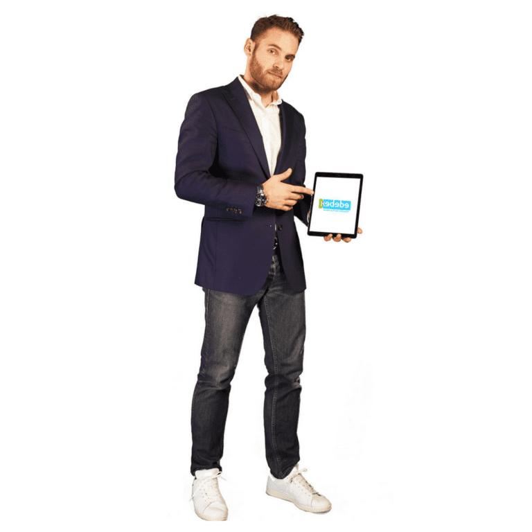 Le startuper Edebex