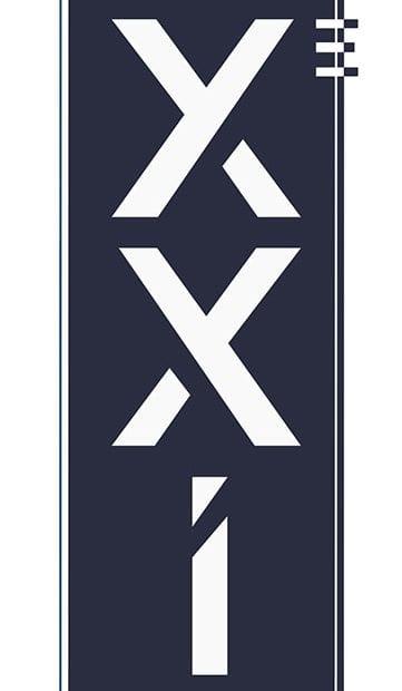 Brand identity & logo XXIE Agency