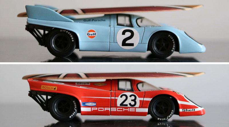 Photographie Porsche & Surf