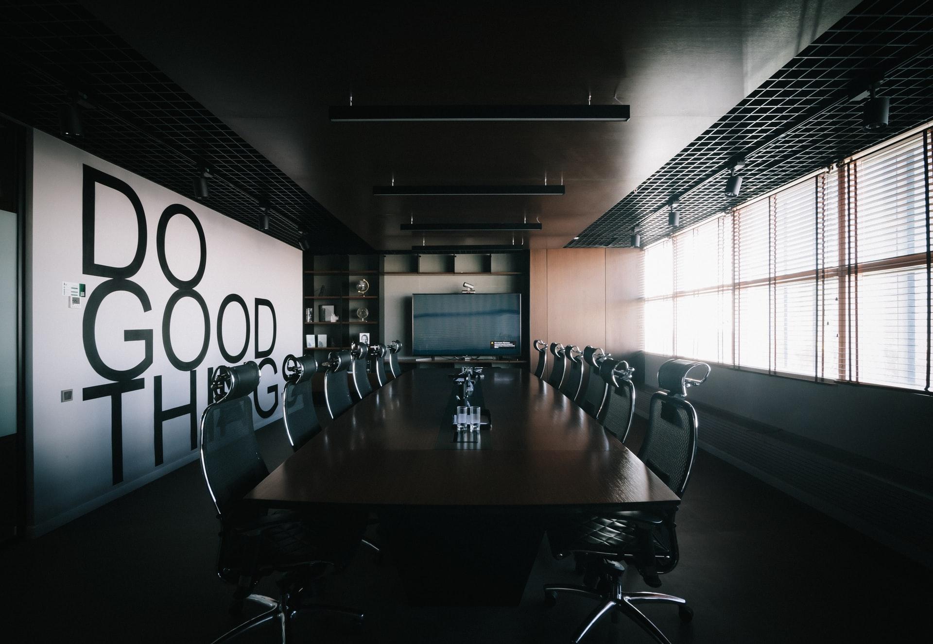 Big board | Do Good things | L'Agence de PUB - The AD agency