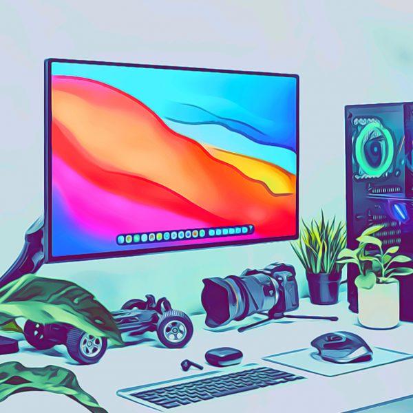 Le studio de l'agence